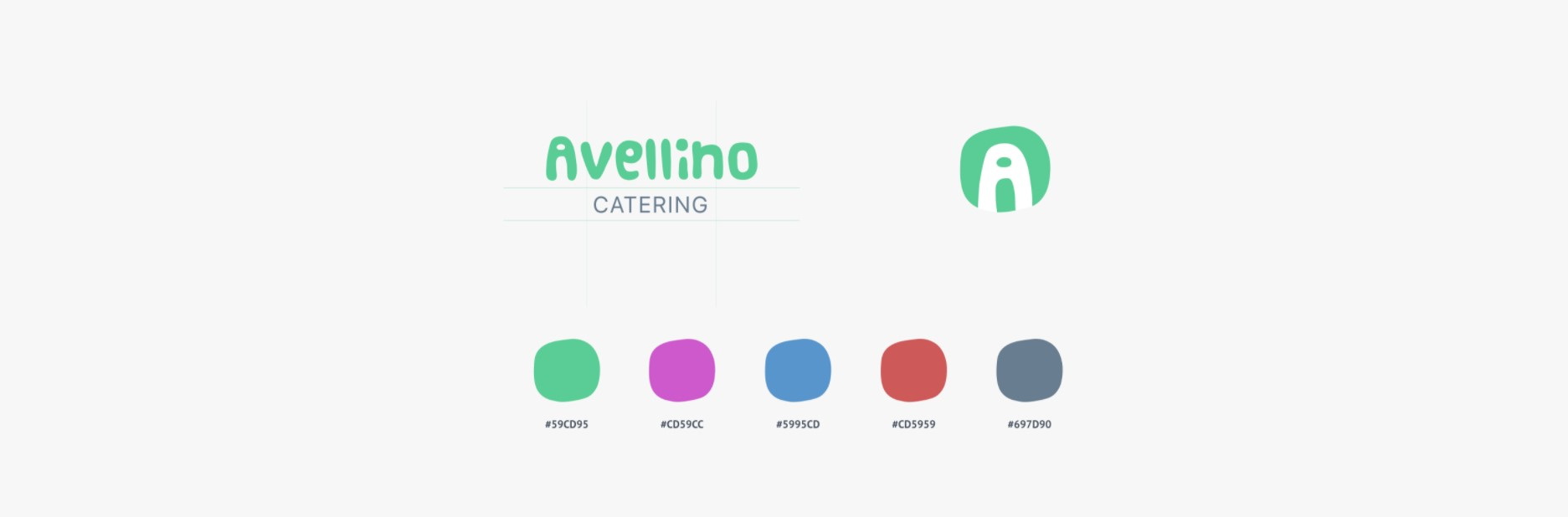 Avellino branding
